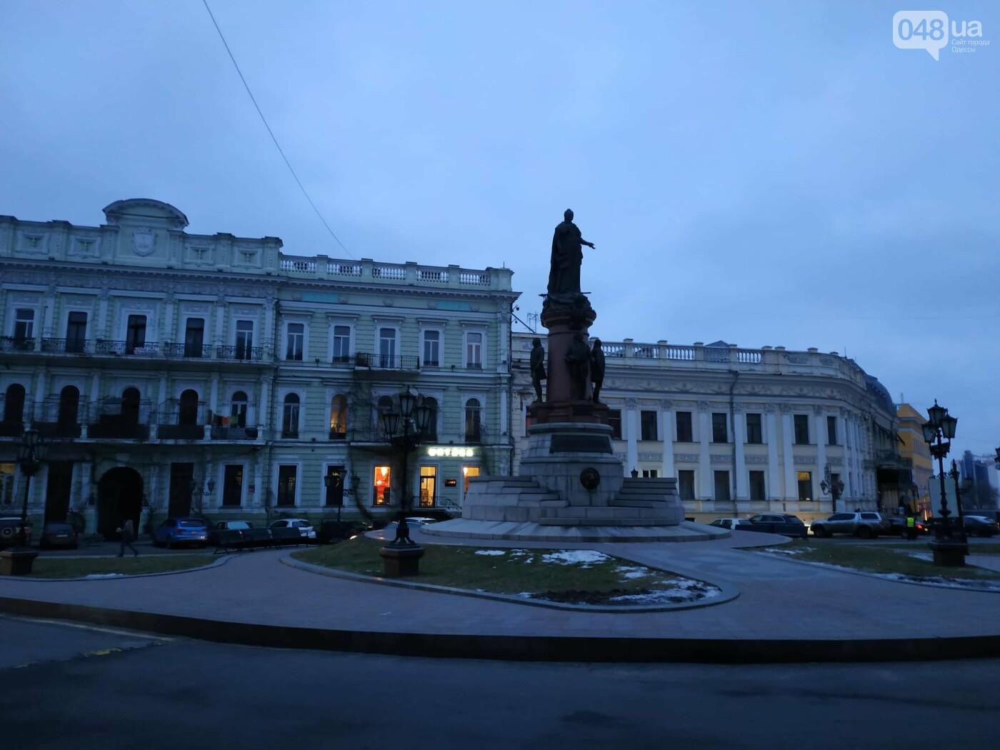 В Одессе умыли императрицу Екатерину, - ФОТО, фото-3