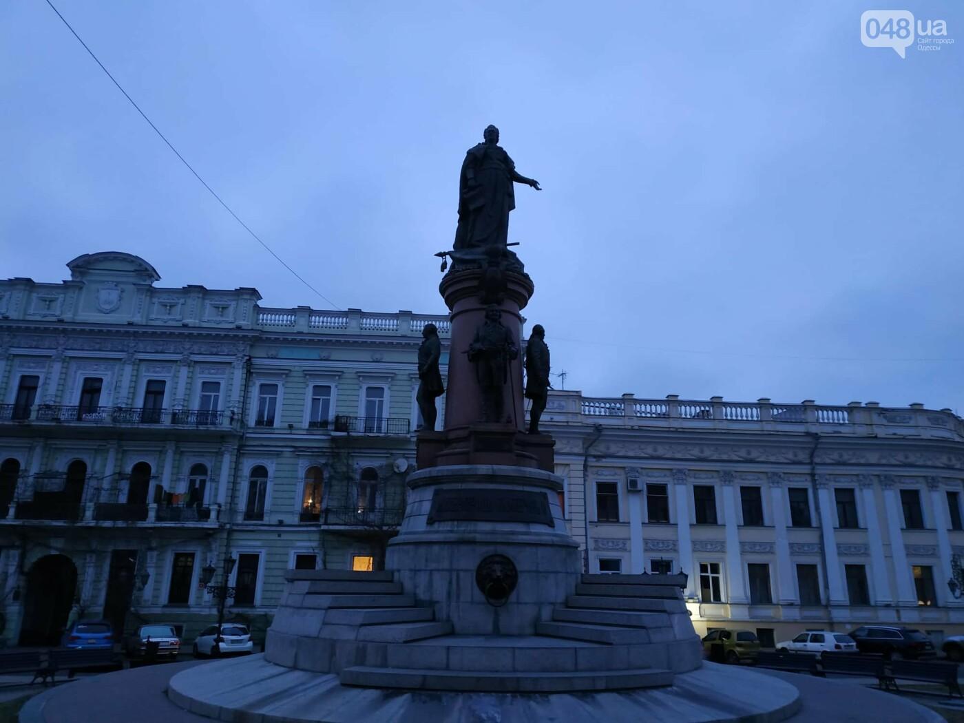 В Одессе умыли императрицу Екатерину, - ФОТО, фото-6