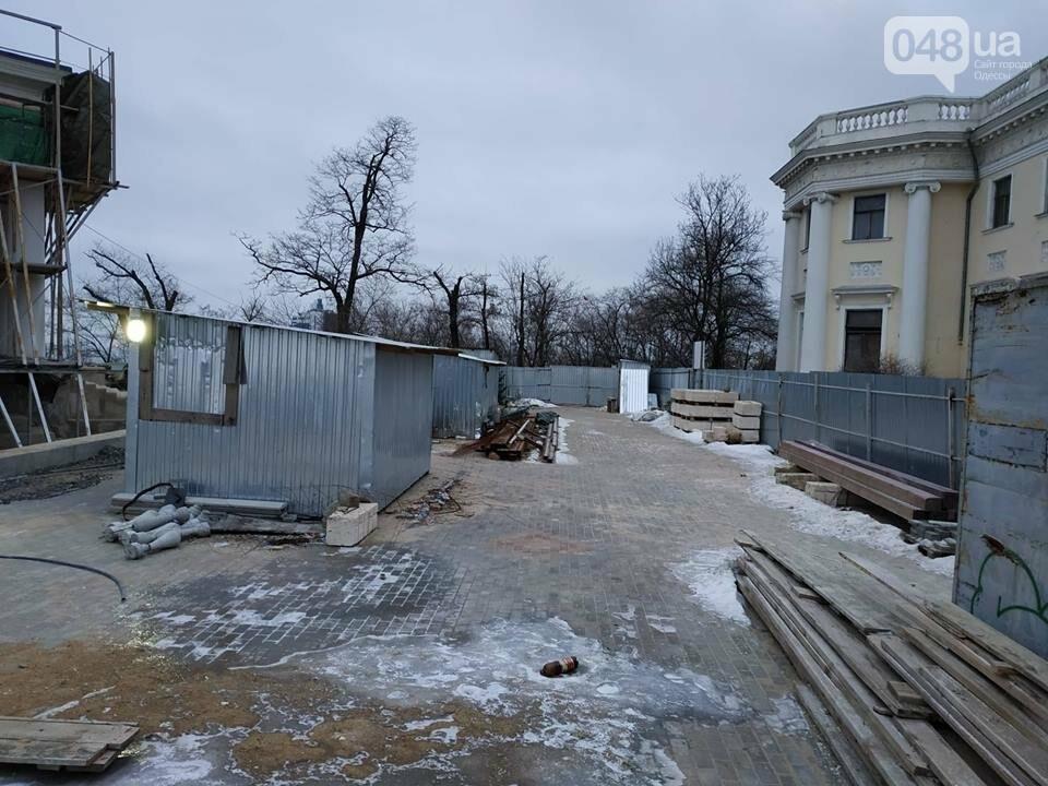 Одесская мэрия не выполнила обещания: реставрация бельведера остановлена, - ФОТО, фото-9
