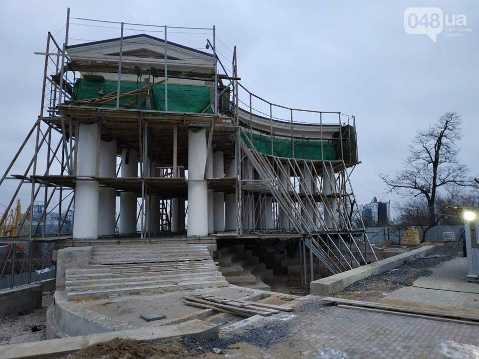 Одесская мэрия не выполнила обещания: реставрация бельведера остановлена, - ФОТО, фото-6