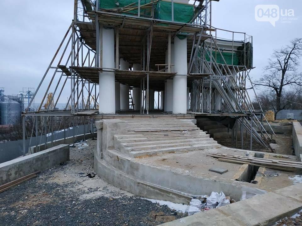 Одесская мэрия не выполнила обещания: реставрация бельведера остановлена, - ФОТО, фото-10
