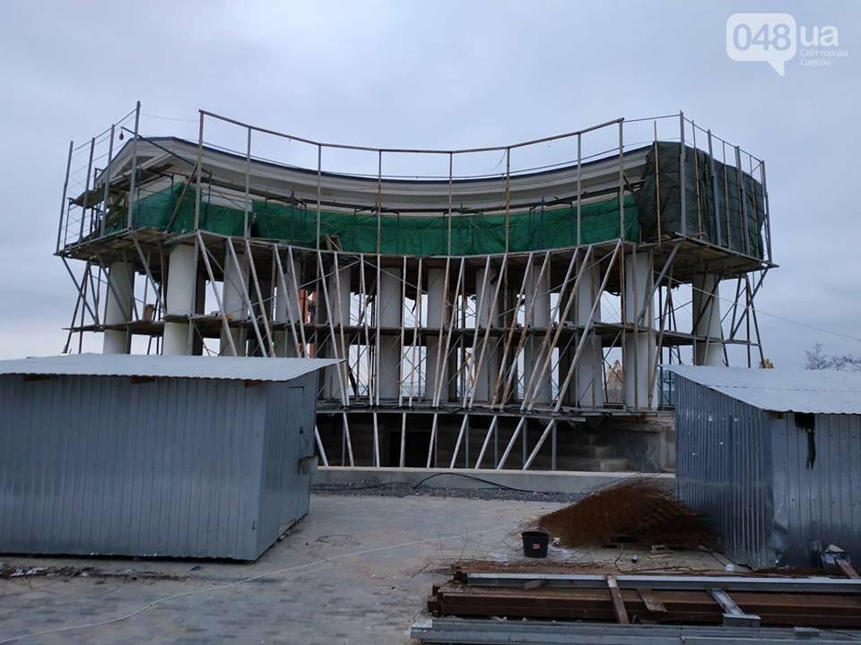 Одесская мэрия не выполнила обещания: реставрация бельведера остановлена, - ФОТО, фото-15