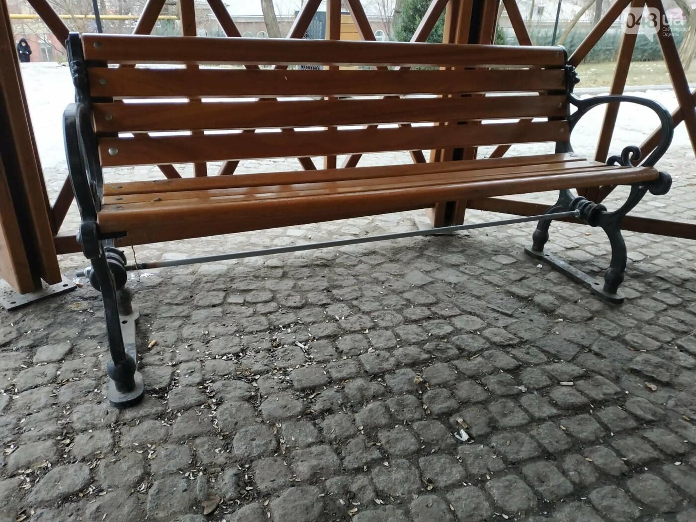 """Одесские охотники за металлом атакуют """"Стамбульский парк"""", - ФОТО, ВИДЕО, фото-3"""
