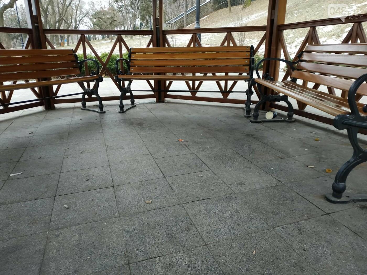 """Одесские охотники за металлом атакуют """"Стамбульский парк"""", - ФОТО, ВИДЕО, фото-2"""
