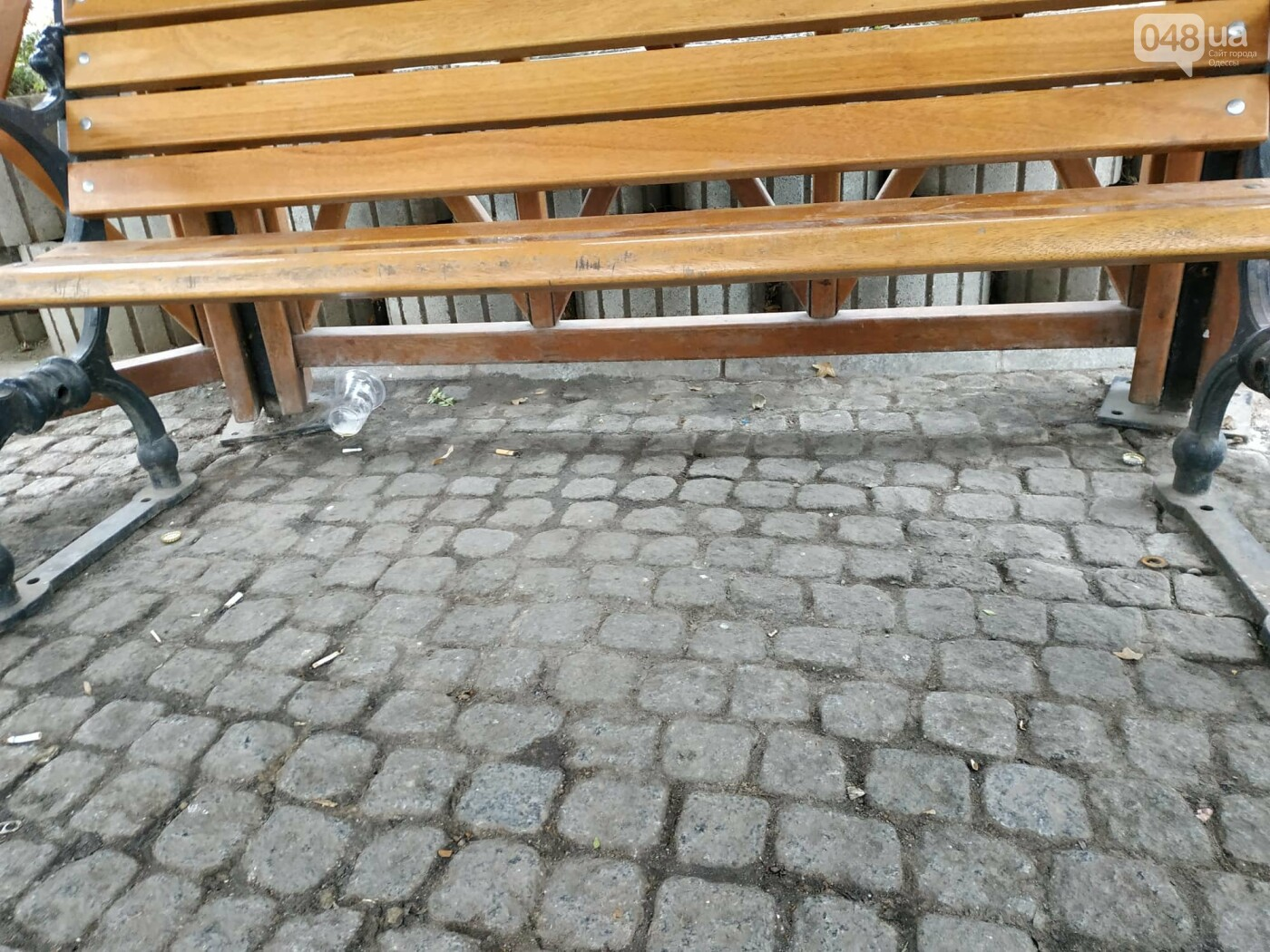 """Одесские охотники за металлом атакуют """"Стамбульский парк"""", - ФОТО, ВИДЕО, фото-6"""