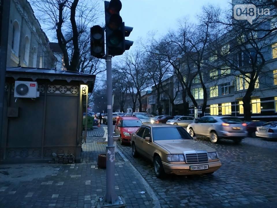 В Одессе обнаружен парящий светофор, - ФОТО, фото-7