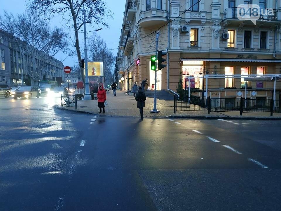 В Одессе обнаружен парящий светофор, - ФОТО, фото-1