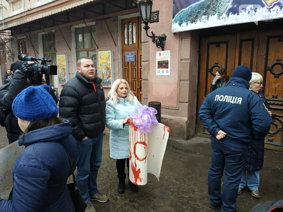 Акция за цирк в Одессе без животных: как начиналась и чем закончилась, - ФОТО, ВИДЕО, фото-2