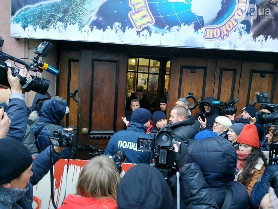 Акция за цирк в Одессе без животных: как начиналась и чем закончилась, - ФОТО, ВИДЕО, фото-28