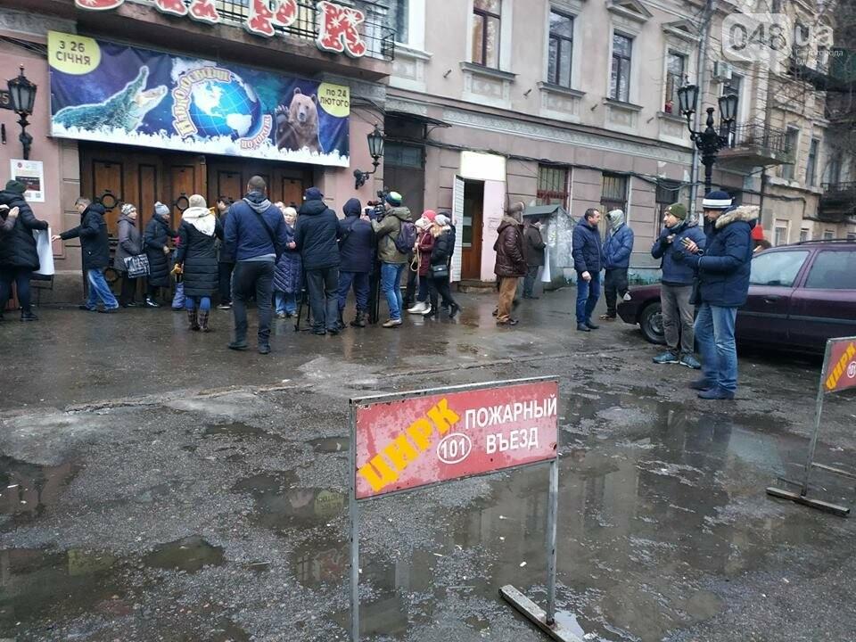 Акция за цирк в Одессе без животных: как начиналась и чем закончилась, - ФОТО, ВИДЕО, фото-17