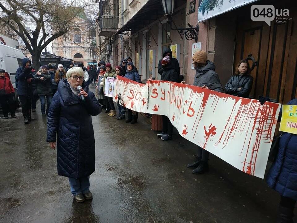 Акция за цирк в Одессе без животных: как начиналась и чем закончилась, - ФОТО, ВИДЕО, фото-12