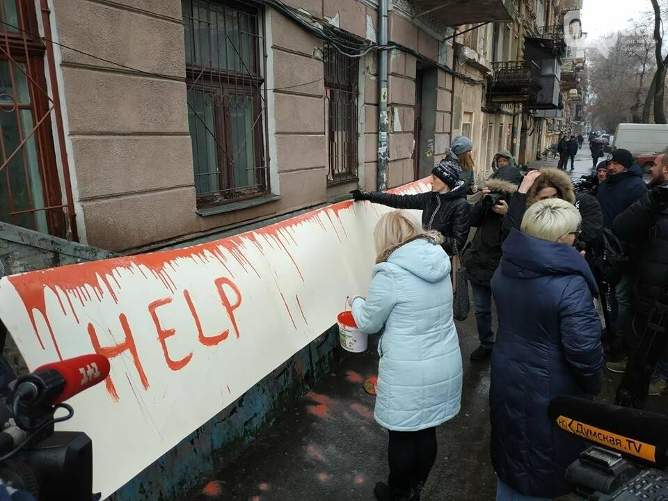 Акция за цирк в Одессе без животных: как начиналась и чем закончилась, - ФОТО, ВИДЕО, фото-5