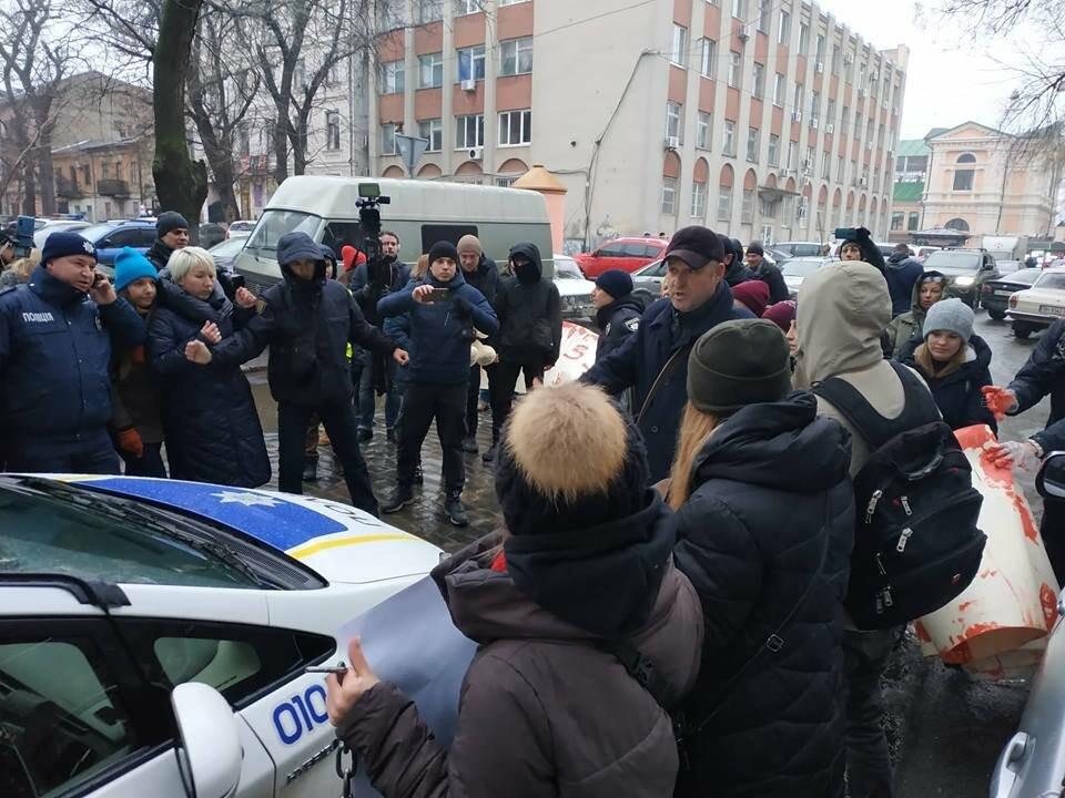 Акция за цирк в Одессе без животных: как начиналась и чем закончилась, - ФОТО, ВИДЕО, фото-23