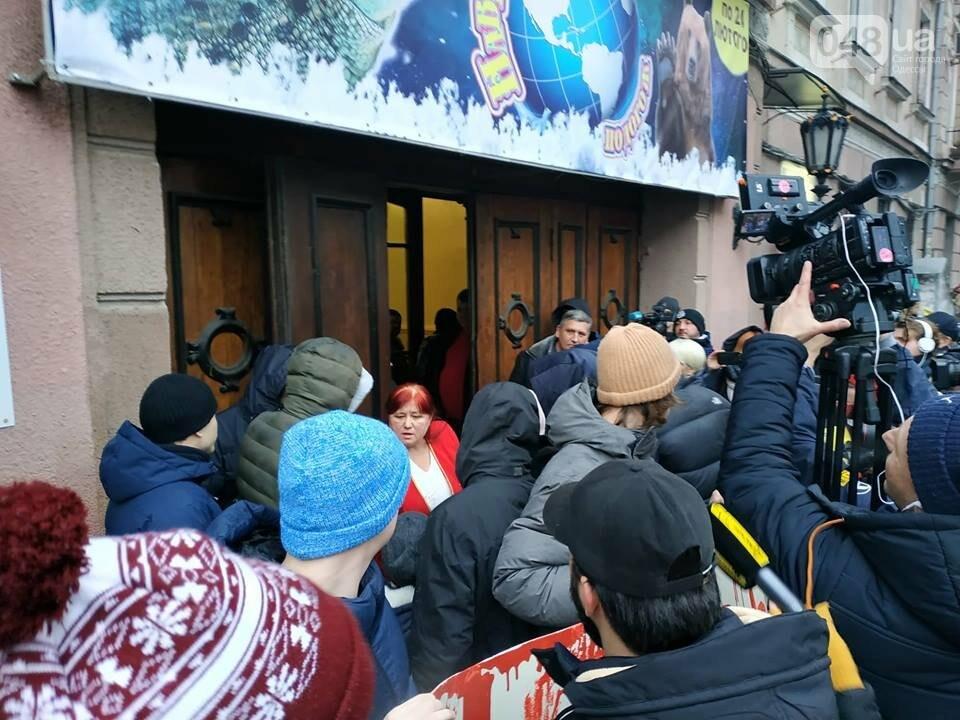 Акция за цирк в Одессе без животных: как начиналась и чем закончилась, - ФОТО, ВИДЕО, фото-21