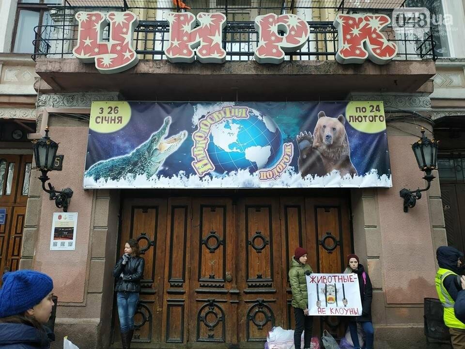 Акция за цирк в Одессе без животных: как начиналась и чем закончилась, - ФОТО, ВИДЕО, фото-19
