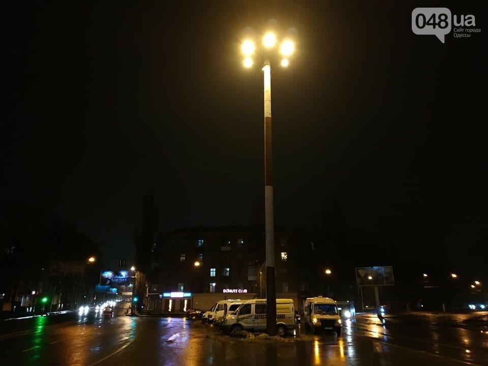 В Одессе засветил огромный фонарь, - ФОТО, фото-3