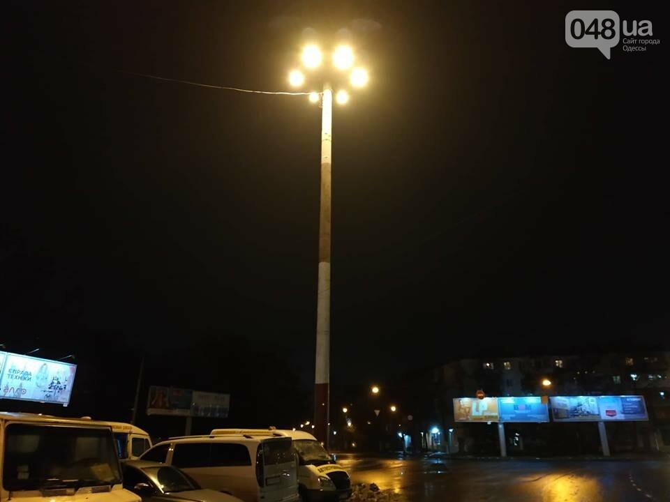 В Одессе засветил огромный фонарь, - ФОТО, фото-7