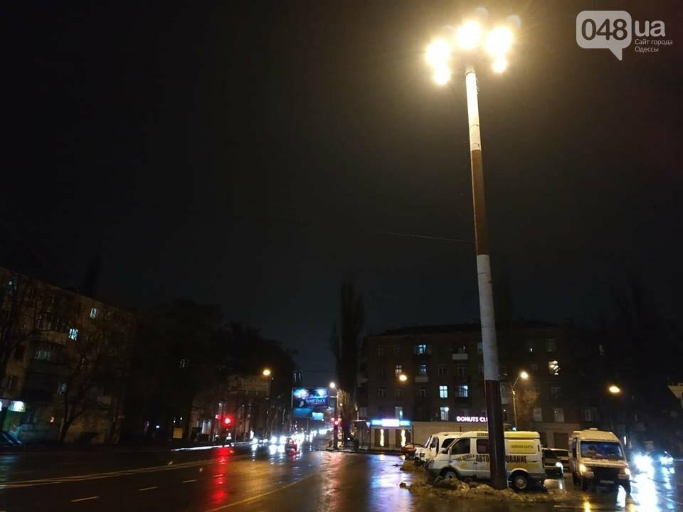В Одессе засветил огромный фонарь, - ФОТО, фото-6