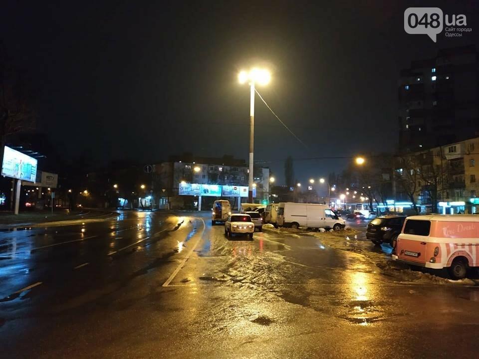 В Одессе засветил огромный фонарь, - ФОТО, фото-9