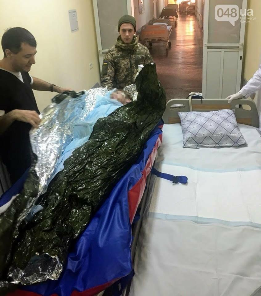 Волонтерам одесского военного госпиталя нужна помощь: доставлен тяжело раненный , фото-2