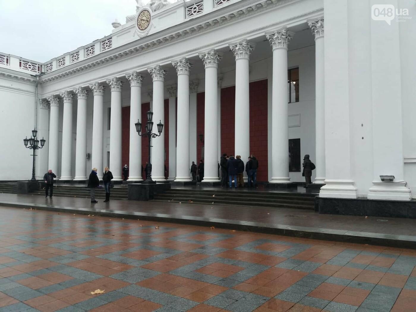 В Одессе началась сессия городского совета, - ФОТО, фото-1, Фото
