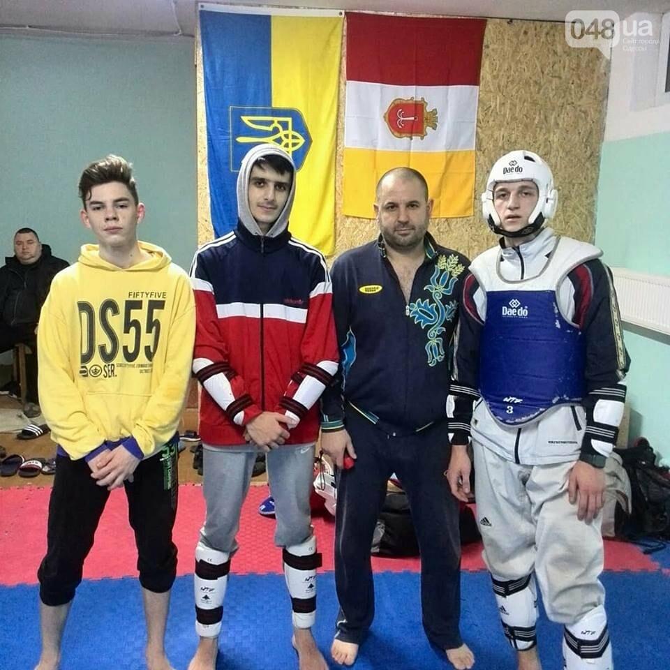 Одесские спортсмены в Турции - Жирносенко Александр