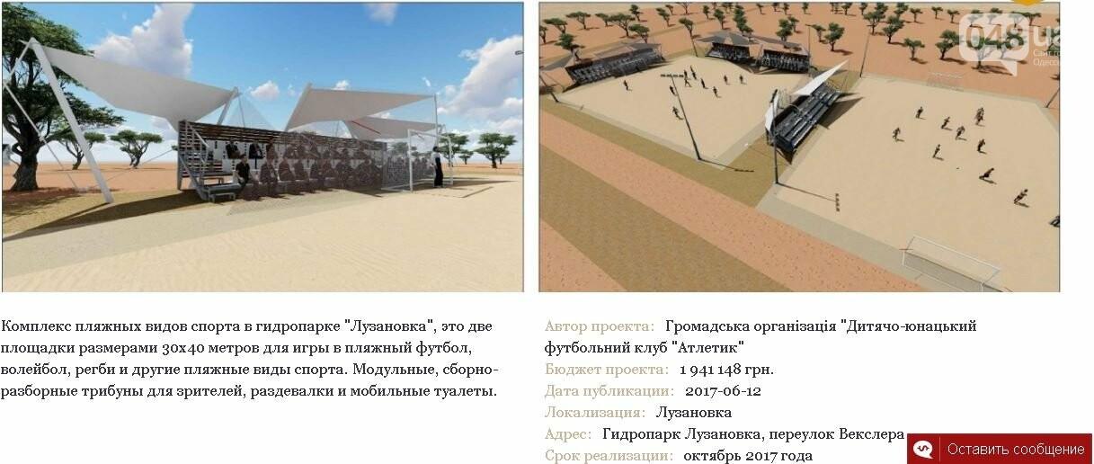 Комплекс пляжных видов спорта Лузановка - Александр Жирносенко