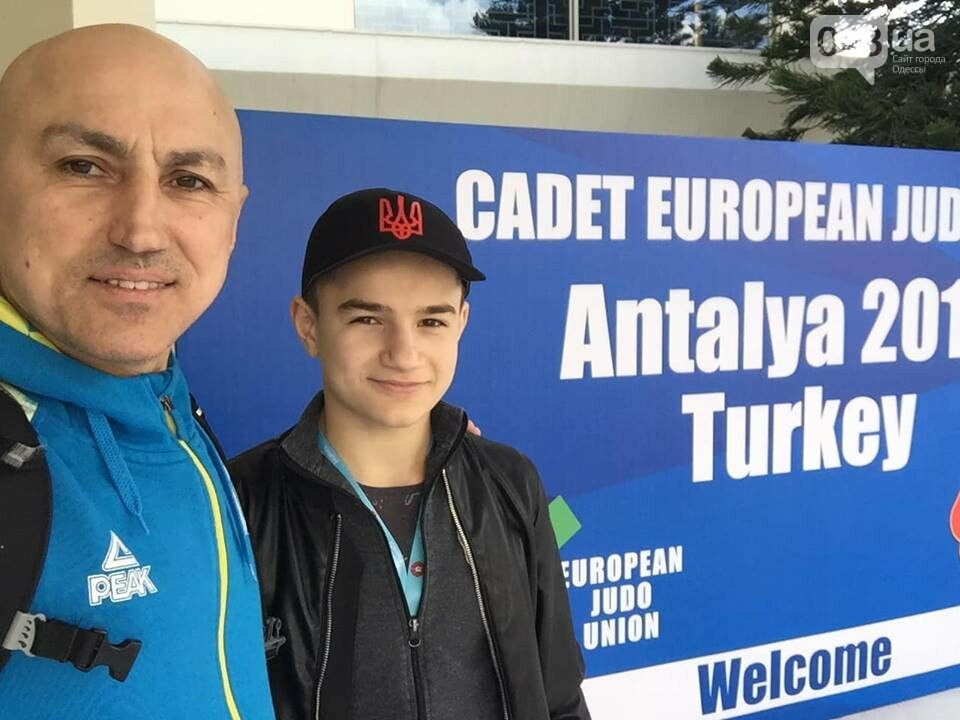 Кубок Европы по дзюдо в Анталии