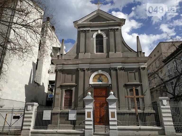 Храм св. Петра Апостола в Одессе