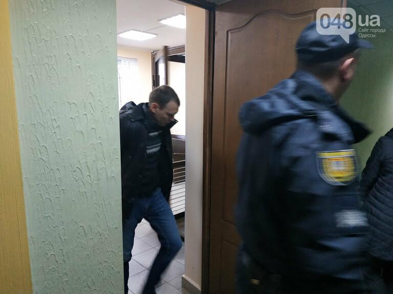 Дело Композитора. Суд в Одессе над обвиняемым в шпионаже.