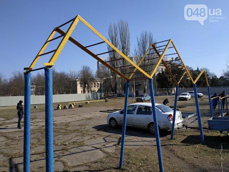 Строительство Дома творчества в школе 33