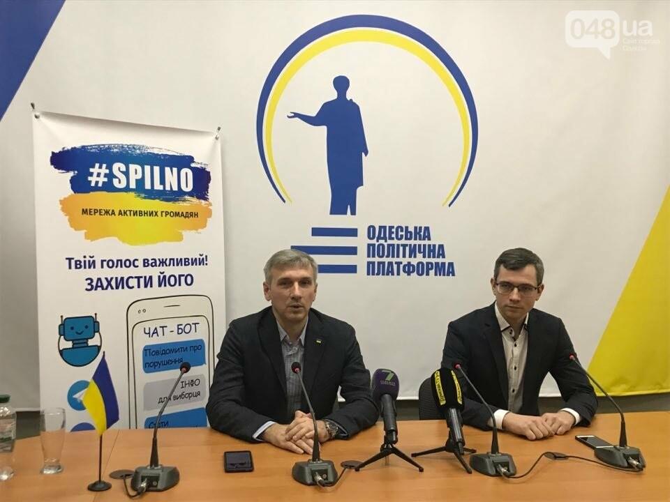 презентация чат-бота #Spilno - Жирносенко Александр
