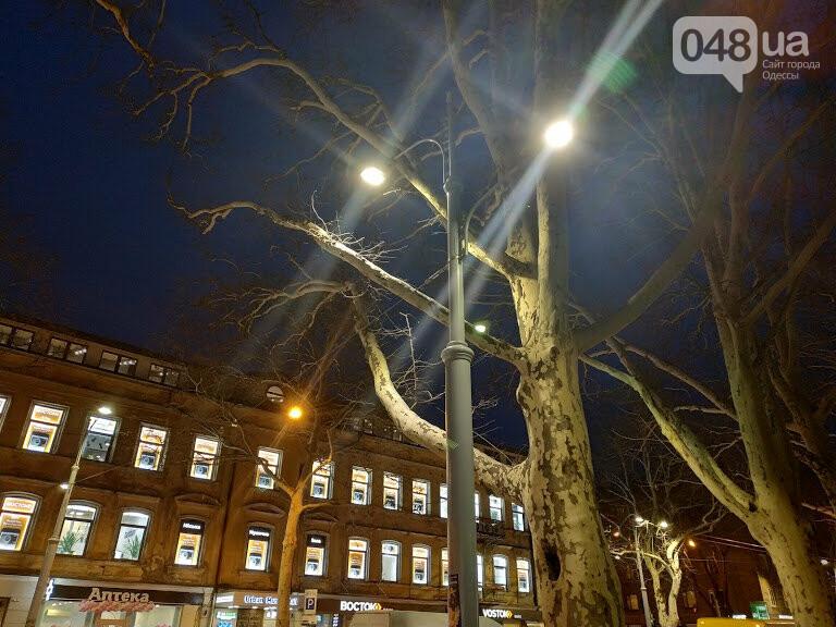 Светодиодное освещение на Ришельевской