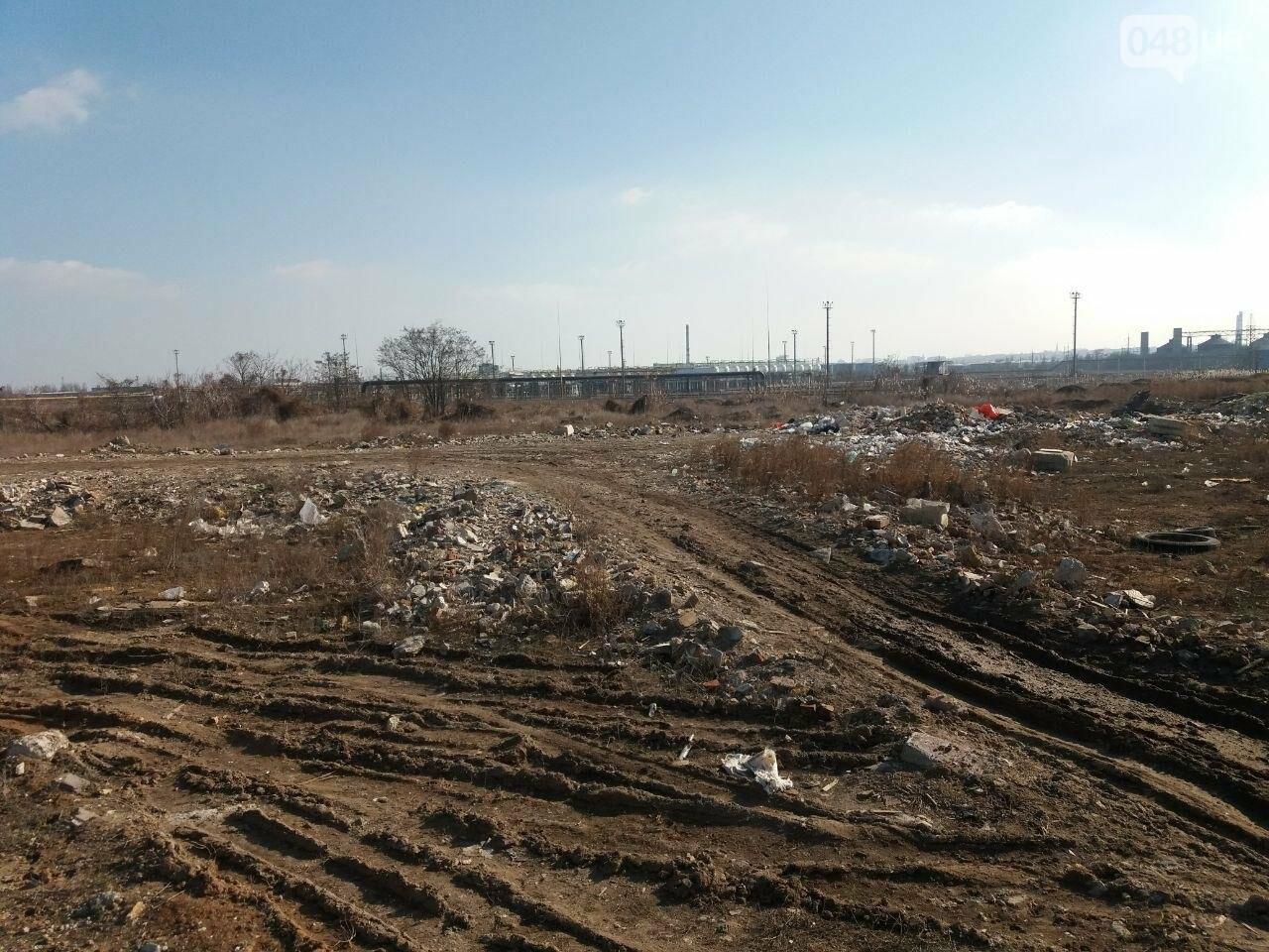"""Строительство """"из фекалий"""", незаконная свалка, угроза прорыва дамбы в Одессе,- ФОТО, ВИДЕО, фото-28"""