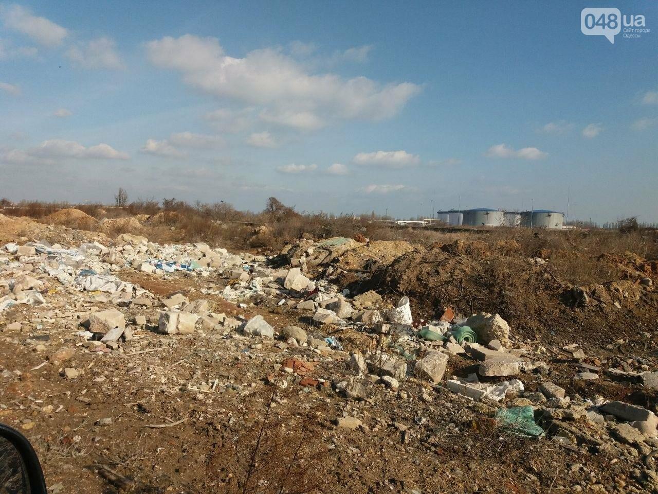 """Строительство """"из фекалий"""", незаконная свалка, угроза прорыва дамбы в Одессе,- ФОТО, ВИДЕО, фото-14"""