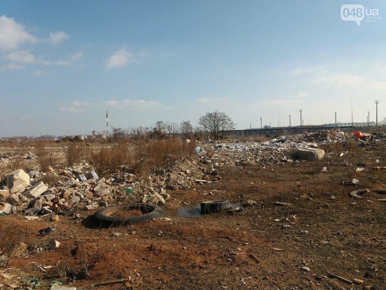 """Строительство """"из фекалий"""", незаконная свалка, угроза прорыва дамбы в Одессе,- ФОТО, ВИДЕО, фото-16"""