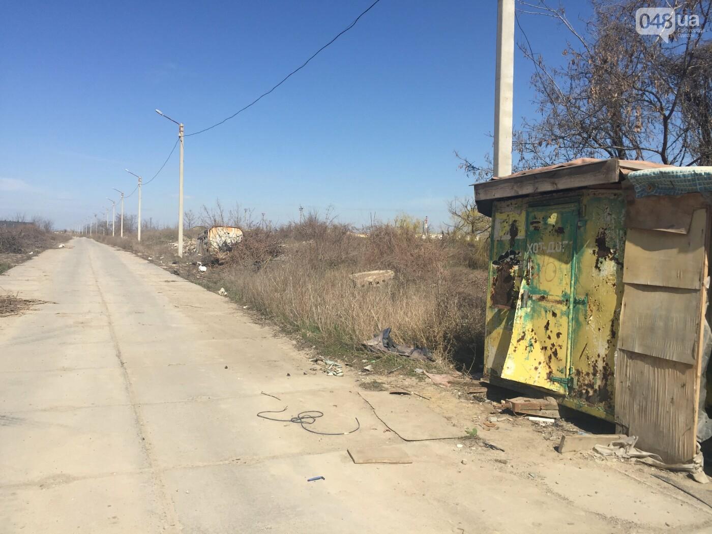 """Строительство """"из фекалий"""", незаконная свалка, угроза прорыва дамбы в Одессе,- ФОТО, ВИДЕО, фото-72"""