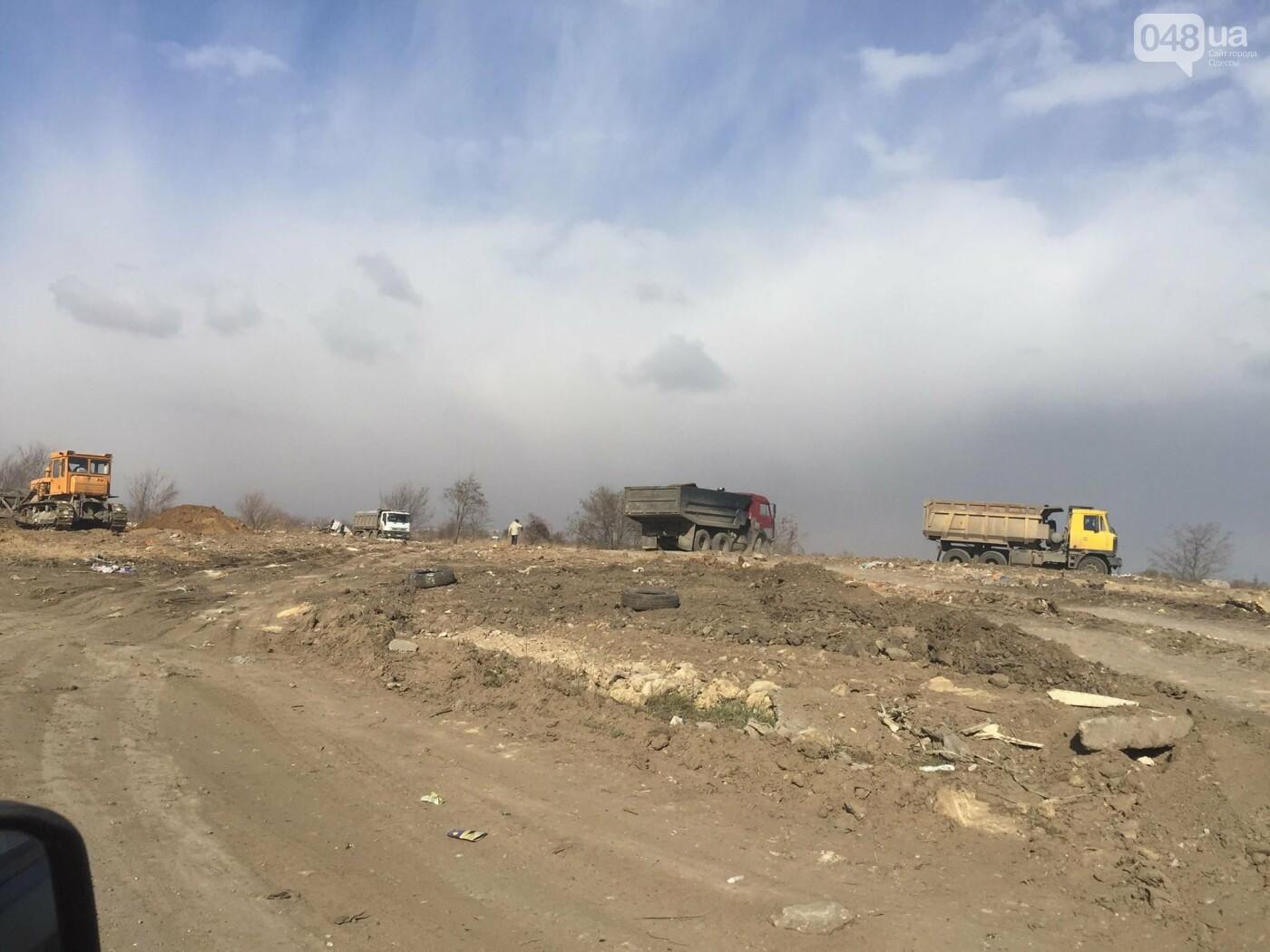 """Строительство """"из фекалий"""", незаконная свалка, угроза прорыва дамбы в Одессе,- ФОТО, ВИДЕО, фото-80"""