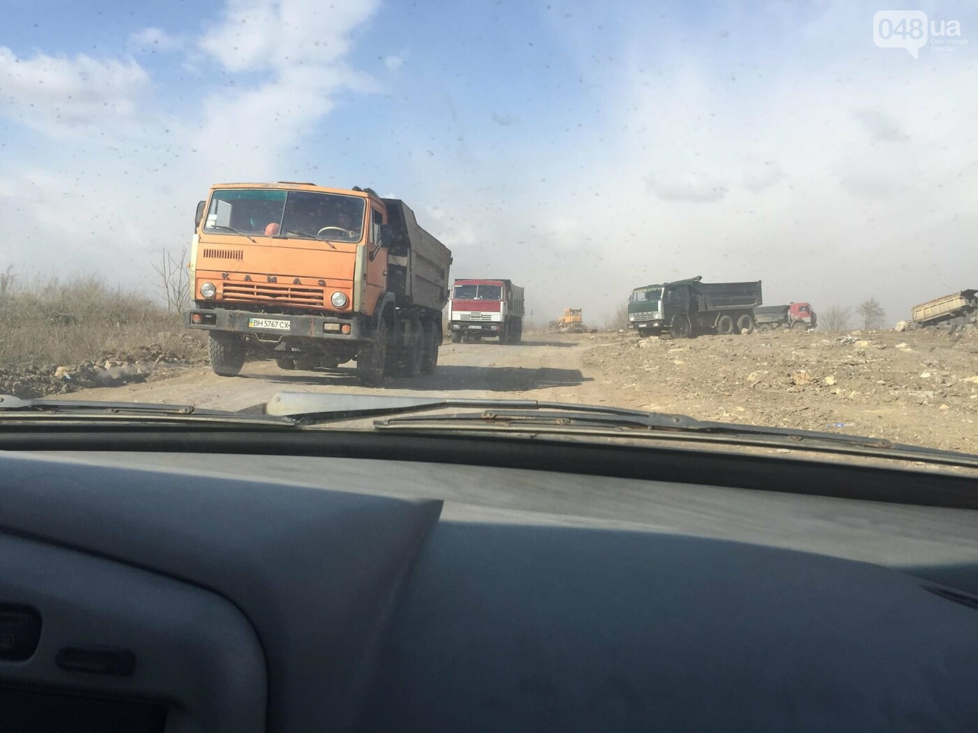"""Строительство """"из фекалий"""", незаконная свалка, угроза прорыва дамбы в Одессе,- ФОТО, ВИДЕО, фото-78"""