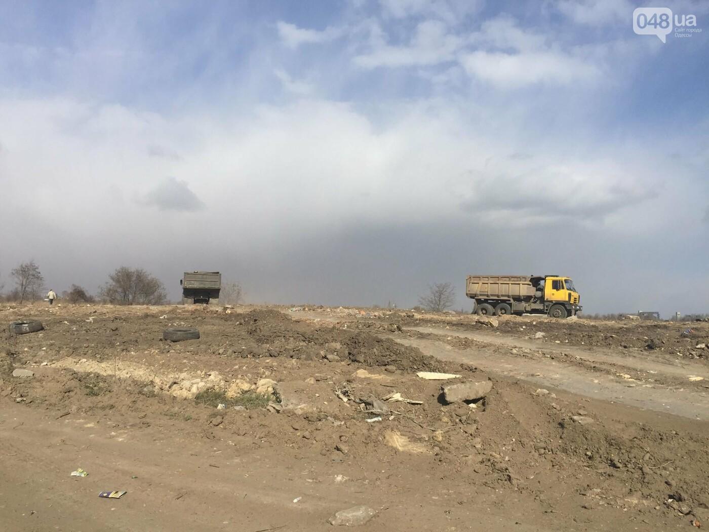 """Строительство """"из фекалий"""", незаконная свалка, угроза прорыва дамбы в Одессе,- ФОТО, ВИДЕО, фото-79"""