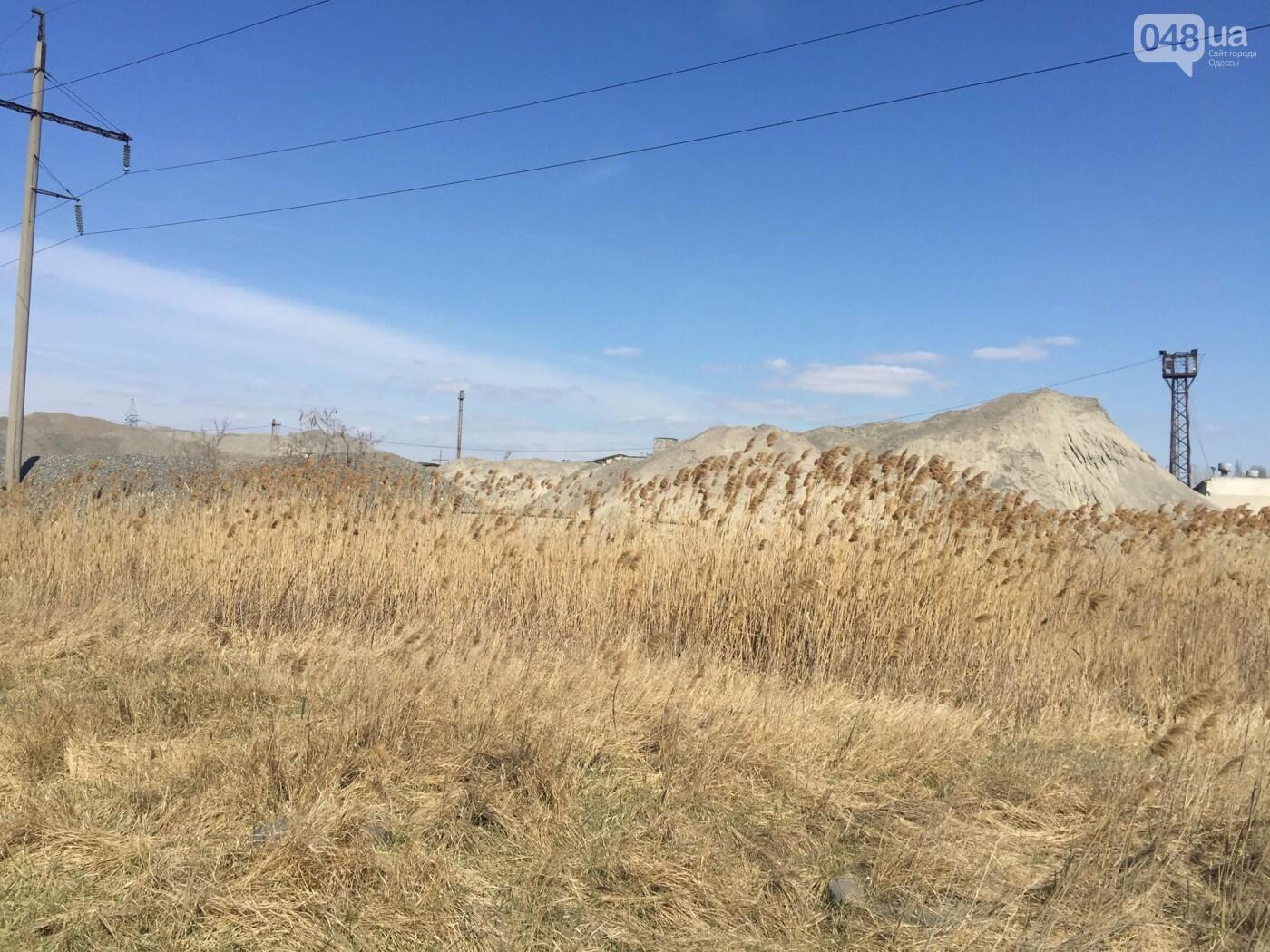 """Строительство """"из фекалий"""", незаконная свалка, угроза прорыва дамбы в Одессе,- ФОТО, ВИДЕО, фото-86"""