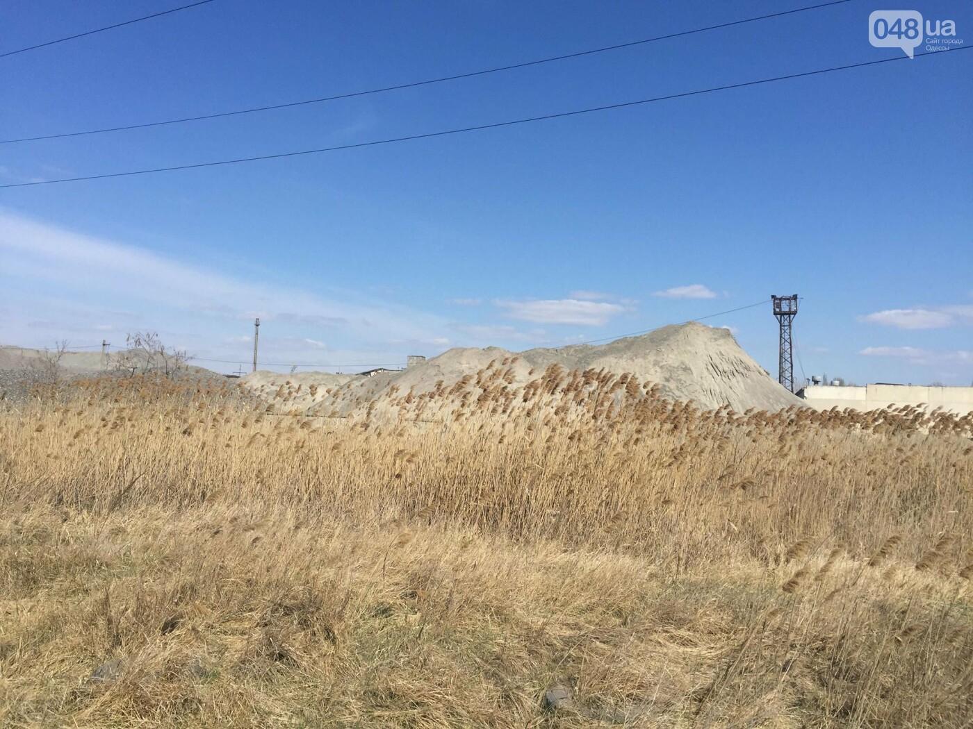 """Строительство """"из фекалий"""", незаконная свалка, угроза прорыва дамбы в Одессе,- ФОТО, ВИДЕО, фото-85"""