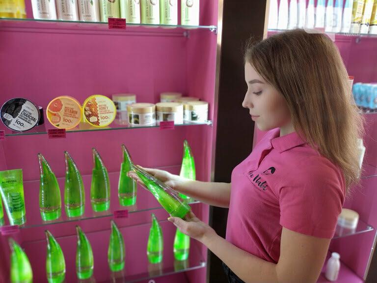 Корейская косметика в Одессе