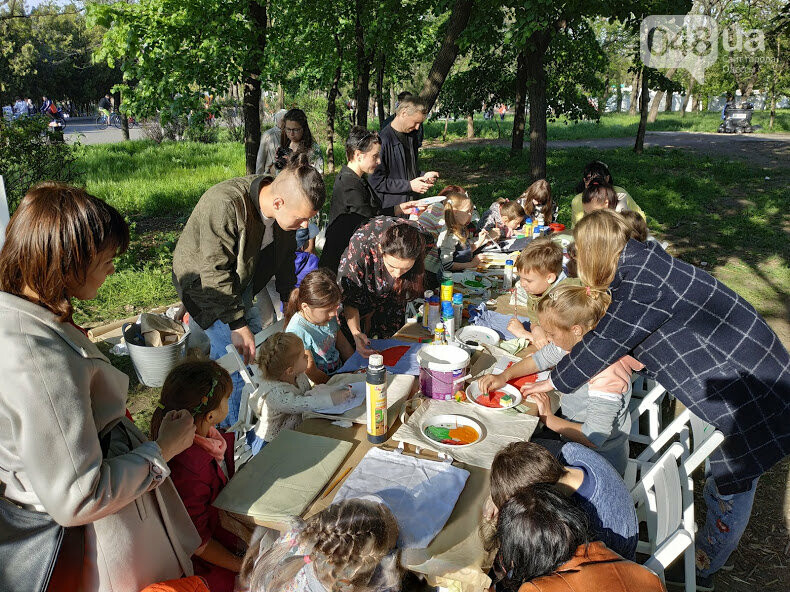 Экофестиваль в Одессе