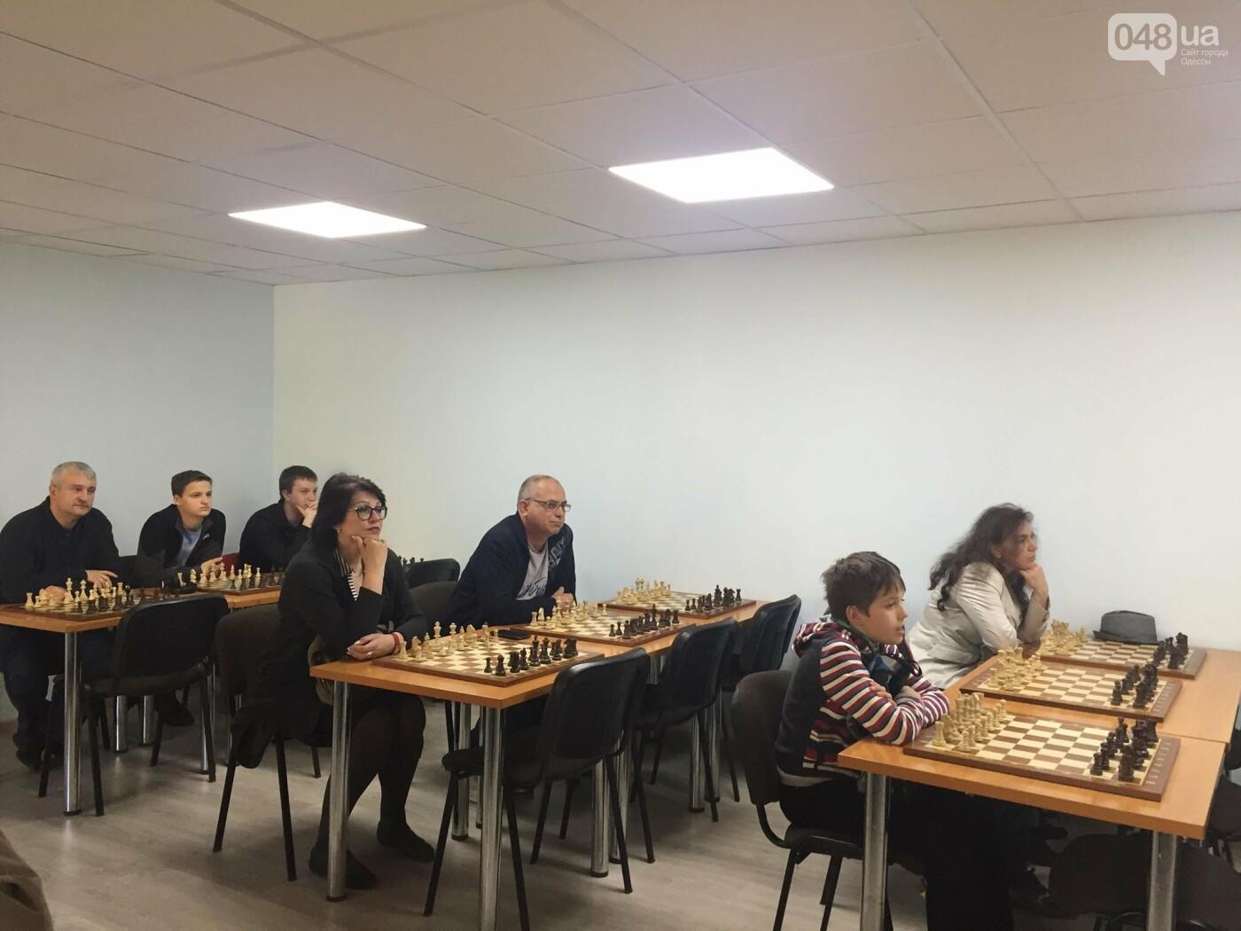 Одесситам рассказали о шахматном наследии Остапа Бендера,  - ФОТО, ВИДЕО, фото-4, Фото: 048