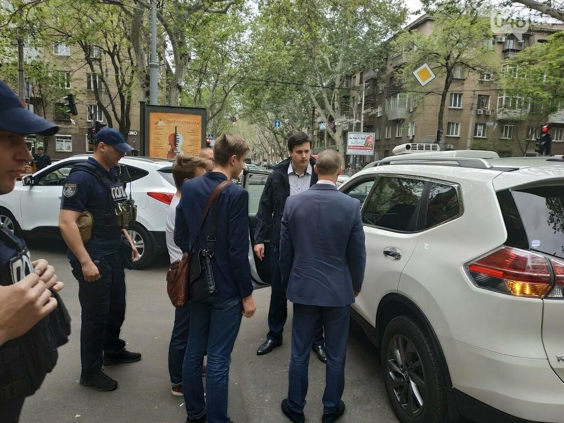 Задержание по подозрению в коррупции Олега  Цыбохина