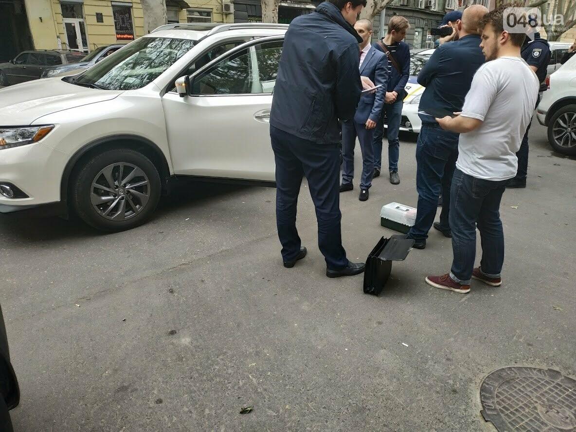 Задержание на взятке Олега Цыбохина