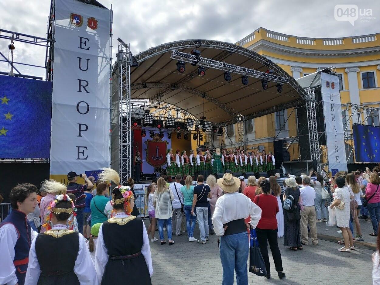 День Европы в Одессе