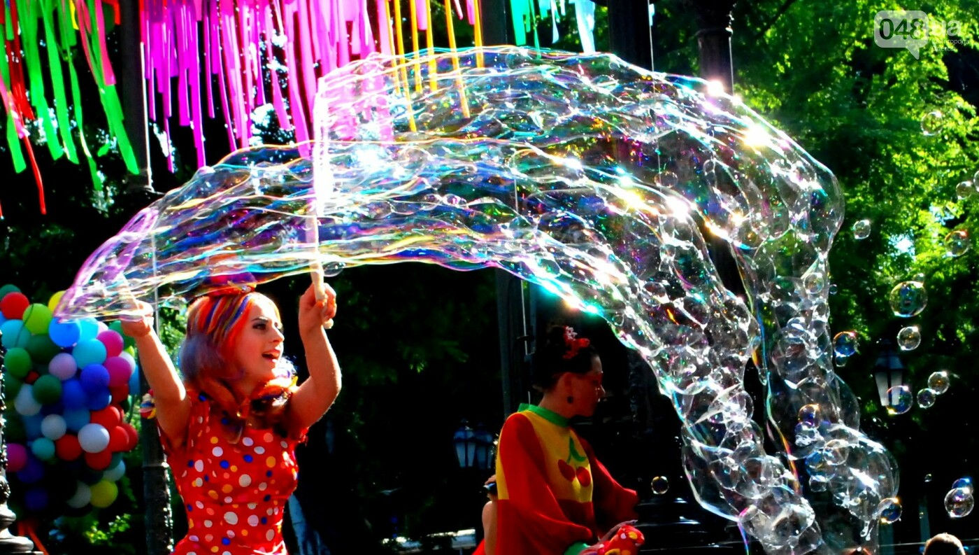Как отпраздновать детский день рождения в Одессе, фото-30
