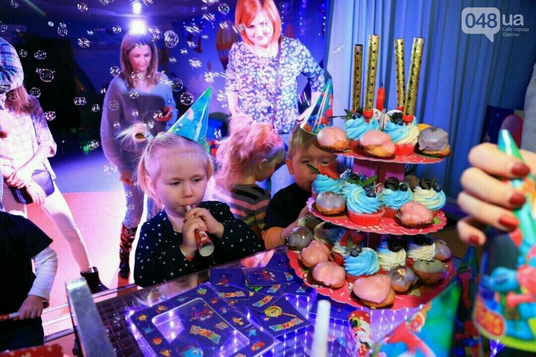 Как отпраздновать детский день рождения в Одессе, фото-41